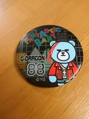 BIGBANG クランク 缶バッジ GD