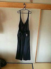 新品 サロペット M ブラック 黒 パンツ  定価約5000円 タグ付き