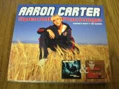 アーロン・カーターCD SPECIAL PACKAGE 2CD