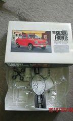 1/32オーナーズクラブ '68 SUZUKI FRONTEのジャンク品