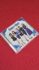 【即決】KARA「スーパーガール」(初回盤CD+DVD)