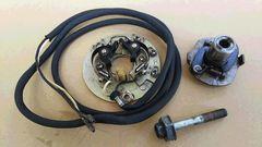GS400 国産電機ガバナポイントボルト実働良品GT380CBX400エンジンキャブマフラー
