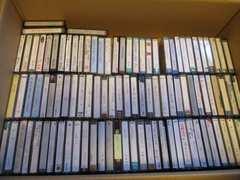 ★(中古)カセットテープをまとめて100本単位でどうぞ!★