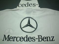 必見★激安★Mercedes‐Benz★ポロシャツ★L★白★新品★SALE★