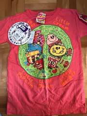 JAMジャム*新品Tシャツ*ピンク*120*�C
