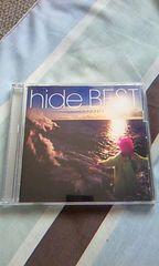 hideのベスト盤(^^)