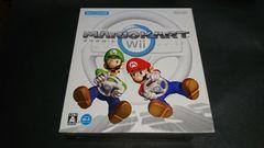 Wii マリオカートWii(Wiiハンドル同梱)