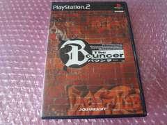 堀PS2 バウンサー スクウェアのACTRPG