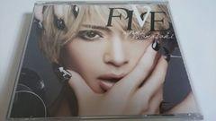浜崎あゆみ FIVE CD&DVD