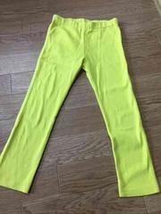 黄 ズボン