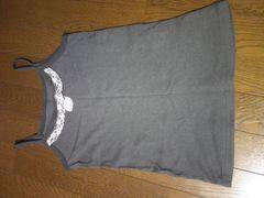 キャミソール/Tシャツ/灰色/130/まとめ買い歓迎