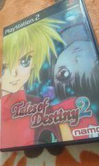 PS2☆テイルズ オブ デスティニー2☆