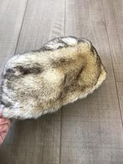 スタジオクリップ新品暖かロシア帽モコモコ