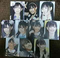 AKB48 ミニ写真 渡辺麻友 10枚セット