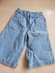 GU110夏パンツ美品