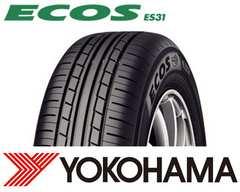 ★205/60R15 緊急入荷★ヨコハマ ECOS ES31 新品タイヤ 4本セット