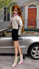 ジェニー、リカちゃんのブーツ
