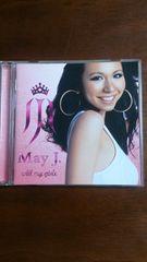 (CD)May J./メイジェイ☆All my girls★1st.アルバム♪