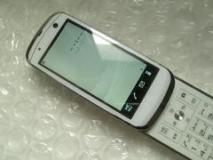 *F-09A/F09A* ホワイト☆*。.*電池新品