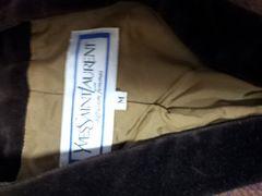 YVES SAINT LAURENTチェックジャケット激安ギャルソンモード系