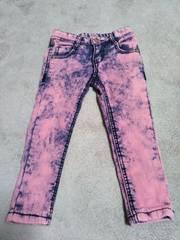 .°チビギャルおしゃれ可愛いジーンズ.°Size100cm.°裏起毛.°