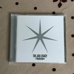 三代目JSBアルバムCD・JSB LEGACY。CD+Blu-ray