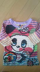 ラブレボ…七分袖Tシャツ