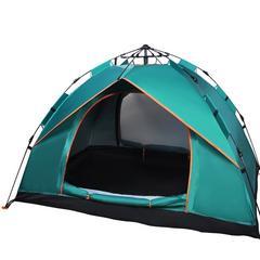 キャンプテント 2人用テント ワンタッチ