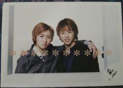 ◆レア◆嵐《大野智/櫻井翔》公式写真�@2001-2002