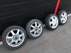 軽自動車PCD100マルチ スタッドレスタイヤセットek