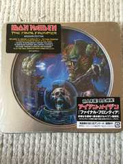 IRON MAIDEN  THE FINAL FRONTIER Mission Edition