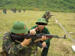 北ベトナム軍 サンヘルメット 新品未使用