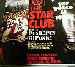 CD THE STAR CLUB PUNK!PUNK!PUNK! スタークラブ