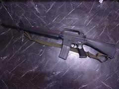 コクサイ ガス M16A1※ジャンク