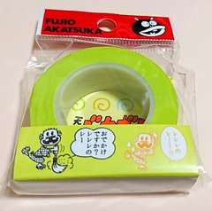 ♪新品♪赤塚不二夫レレレのおじさんマスキングテープ天才バカボン�C