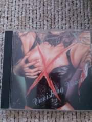 X JAPAN「VANISHING VISION」輸入盤/インディーズ 廃盤/hide