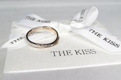 THE KISS ザ キス #9 メレ 指輪 スクリュー 箱有