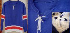 ビンテージ アメフト レースアップ Tシャツ トリコ レア 60s