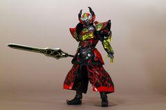 中古 S.H.フィギュアーツ ロードバロン(仮面ライダー鎧武)