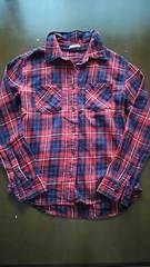 ジーユーの シャツ