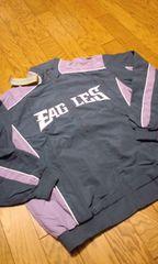 NFL 裏メッシュJKT EAGLES紺紫 XLXXL位�A 大きいサイズ