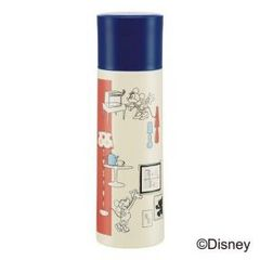 ディズニー【ミッキー&ミニー】2way保温保冷♪中栓ステンレスボトルタンブラー水筒