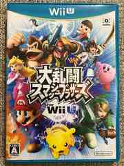 即決 大乱闘スマッシュブラザーズforWiiU 極美品 WiiU