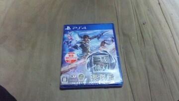 【新品PS4】真三國無双 英傑伝