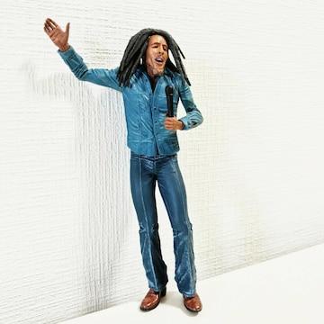 Bob Marleyボブ・マーリー/Reggaeレゲェ フィギュア 新品未使用