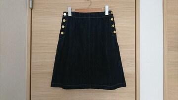 w closet(ダブル・クローゼット)デニムスカート 新品タグつき