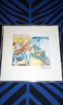 Joni Mitchell/Mingus ジョニ ミッチェル ジャコパス