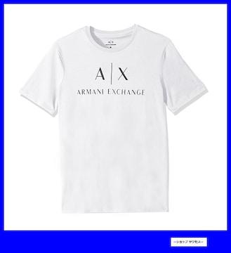 新品■アルマーニエクスチェンジ Tシャツ Mサイズ//00038836