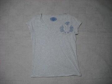 53 女 ラルフローレン 半袖Tシャツ M