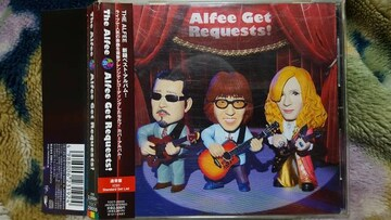 THE ALFEE Get Reguests! ベスト 帯付き